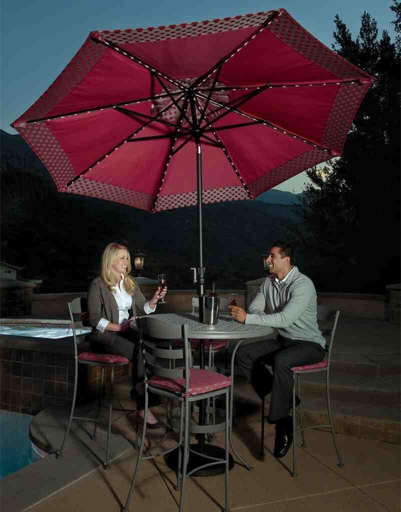 Comment fixer un parasol sur un balcon