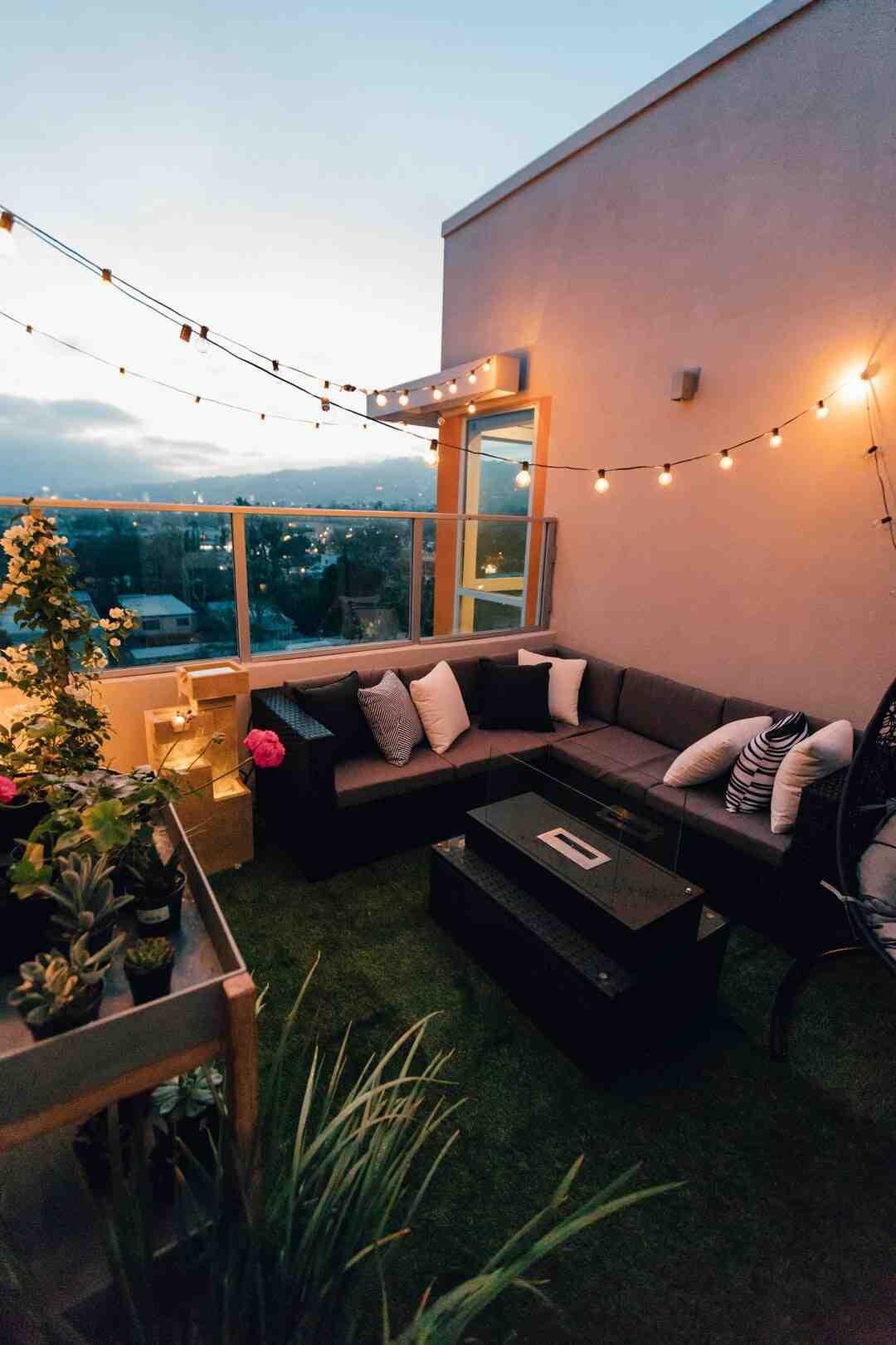 Comment aménager son balcon